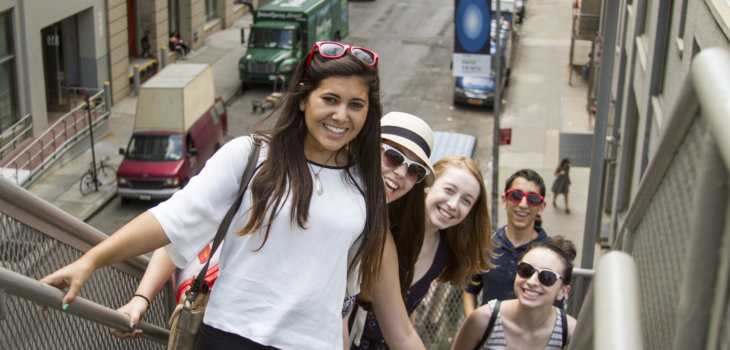Jewish Teen Summer Internship NYC