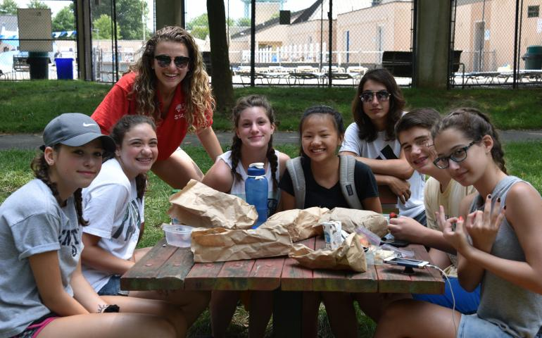 Camp JCC Siegel Jewish Community Center Summer Program Teens