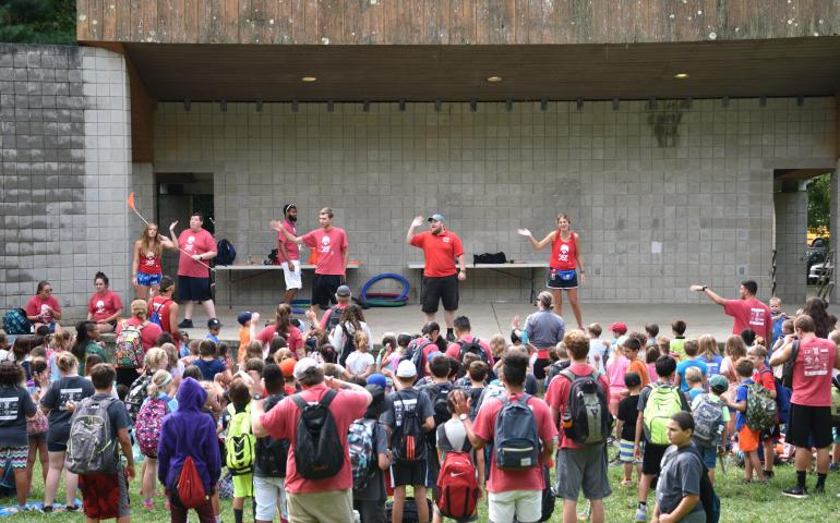 Camp JCC Siegel Jewish Community Center Summer Program Teens