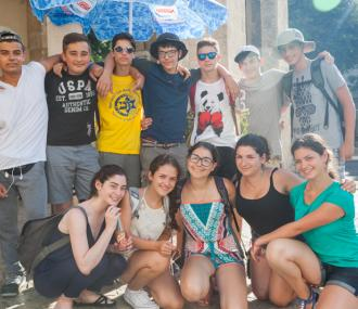 Jewish Teens Israel Science Technology Trip