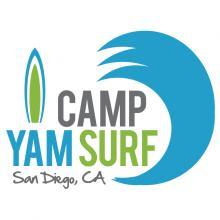 Camp Yam Surf logo